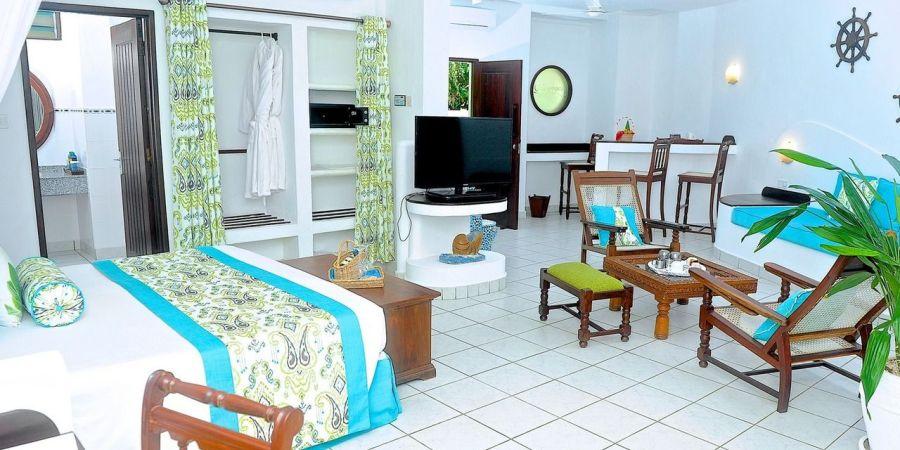 Voyager Beach Resort Mombasa Madukha